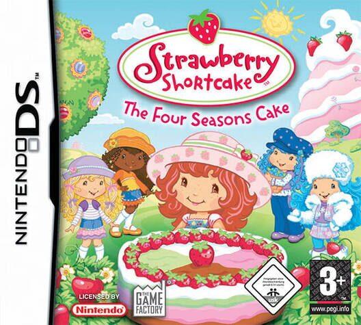 Strawberry Shortcake: The Four Seasons Cake image