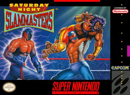 Saturday Night Slam Masters image