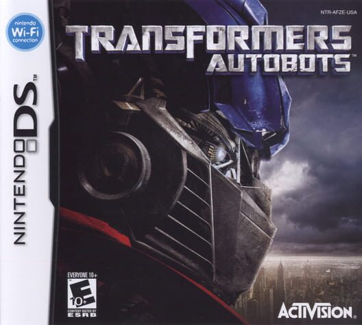 Transformers: Autobots and Decepticons Display Picture