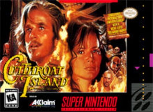 Cutthroat Island Display Picture