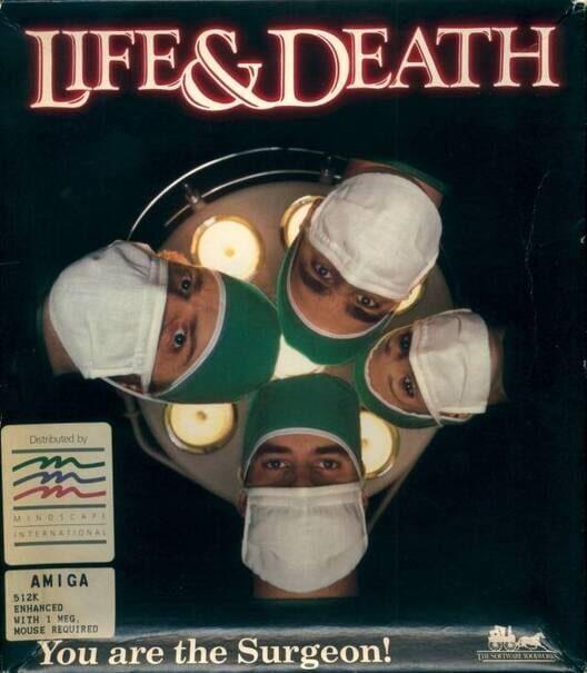Life & Death image