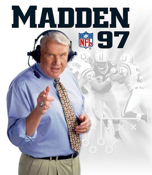 Madden NFL 97 image