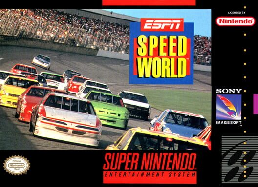 ESPN Speed World Display Picture
