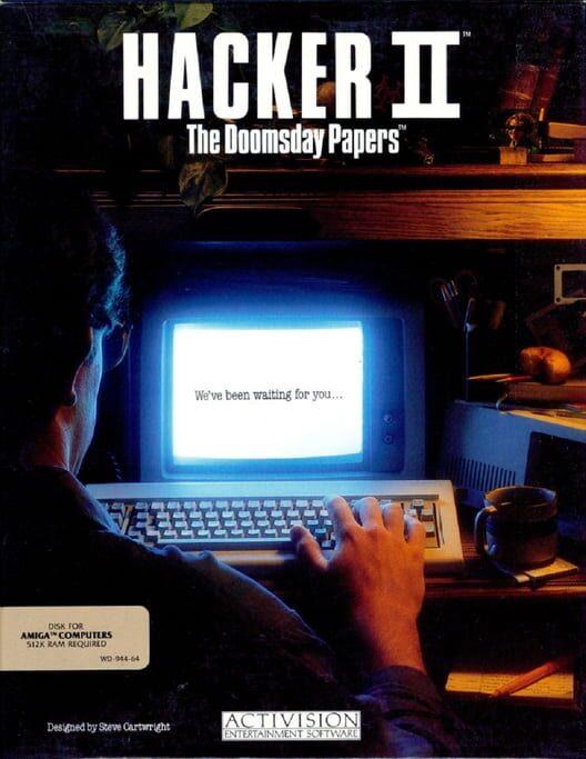 Hacker II: The Doomsday Papers image