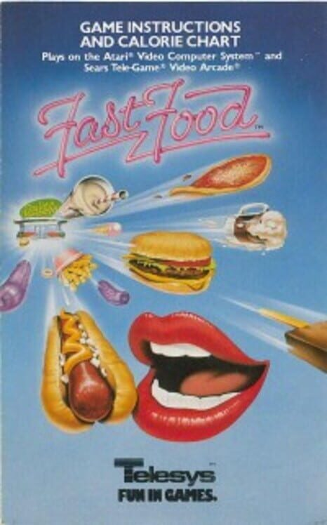 Fast Food Display Picture