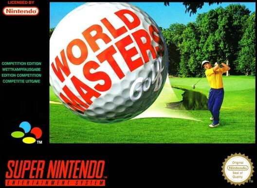 World Masters Golf Display Picture