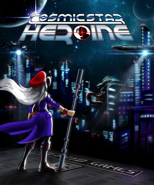 Cosmic Star Heroine image