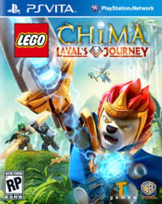 Lego Legends of Chima: Laval's Journey image