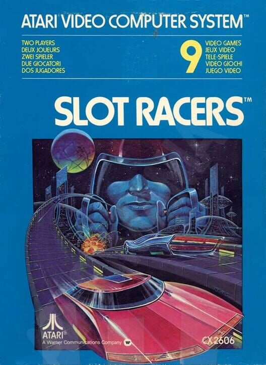 Slot Racers Display Picture