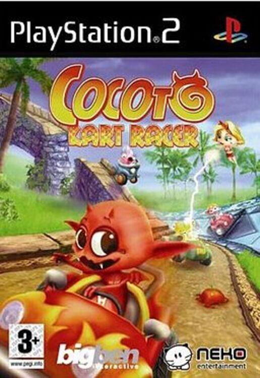 Cocoto Kart Racer Display Picture