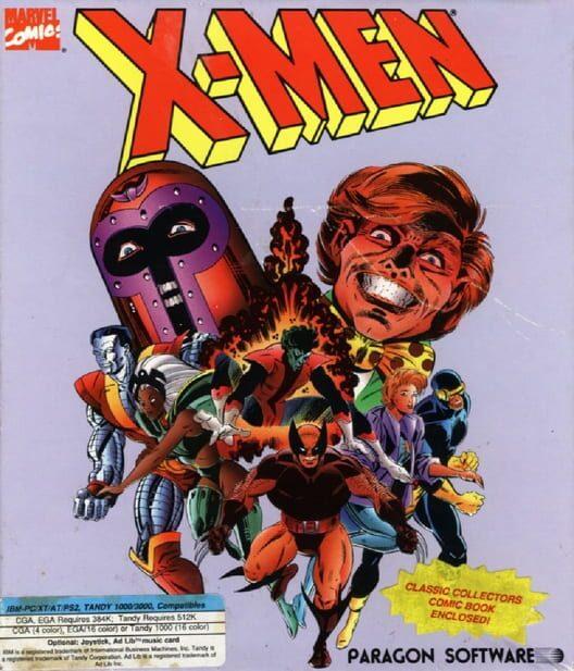 X-Men: Madness in Murderworld image