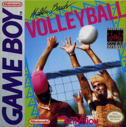 Malibu Beach Volleyball image
