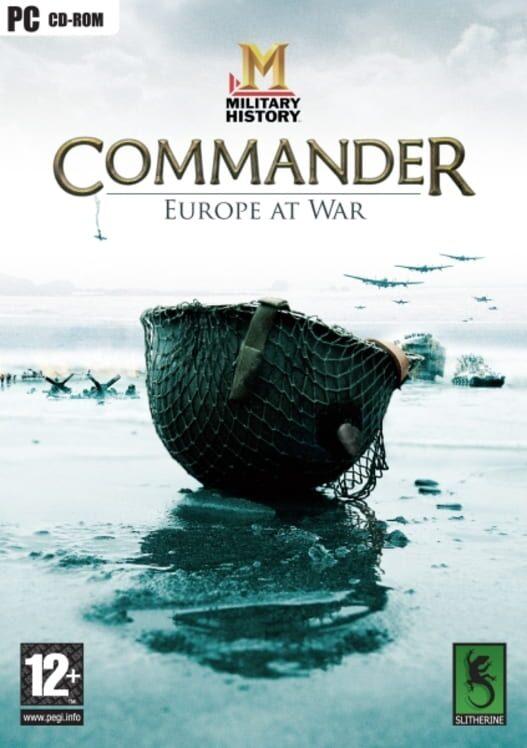 Military History Commander: Europe at War image