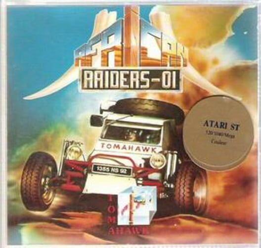 African Raiders-01 image