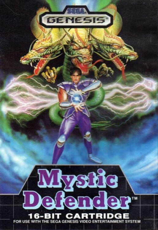 Mystic Defender Display Picture