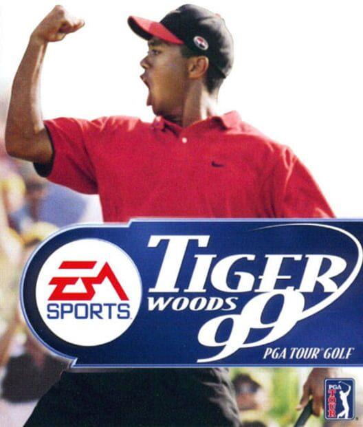Tiger Woods PGA Tour 99 Display Picture