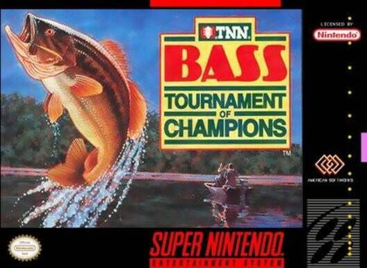 TNN Bass Tournament of Champions Display Picture