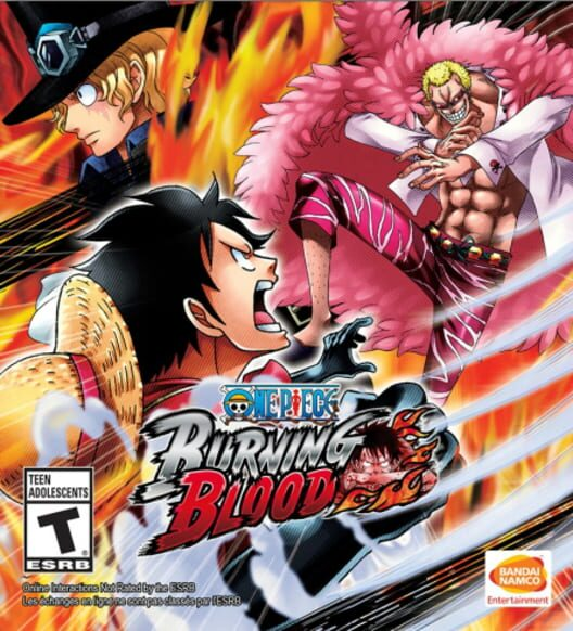 One Piece: Burning Blood Display Picture