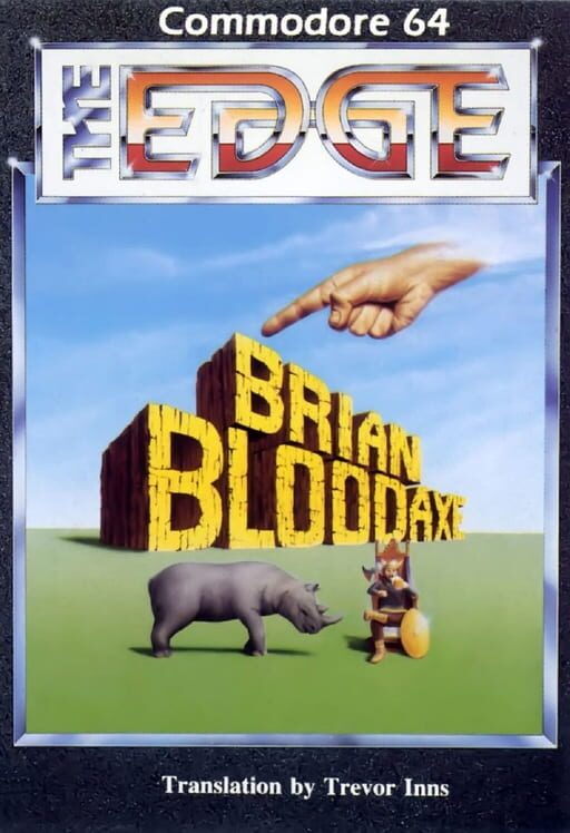 Brian Bloodaxe Display Picture