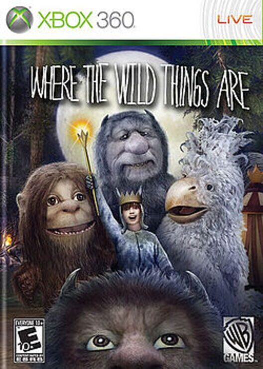 Where the Wild Things Are Display Picture
