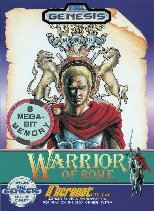 Warrior of Rome Display Picture