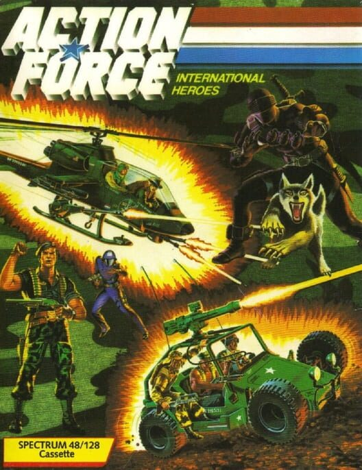 Action Force Display Picture