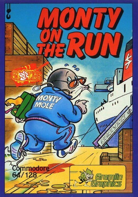 Monty on the Run image