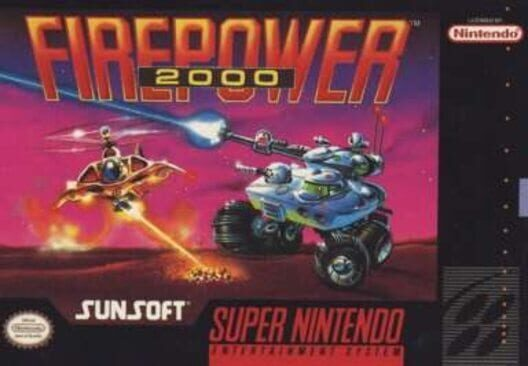Firepower 2000 Display Picture