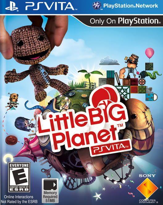 LittleBigPlanet Vita image
