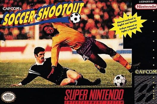 Capcom's Soccer Shootout  Display Picture