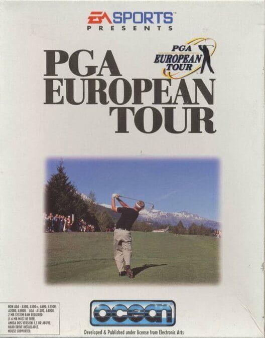 PGA European Tour Display Picture