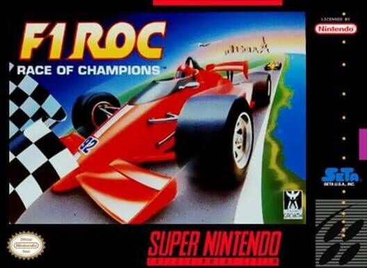 F1 ROC: Race of Champions Display Picture