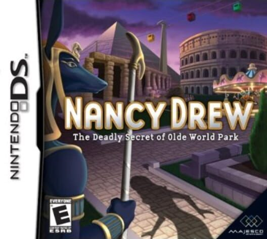 Nancy Drew: The Deadly Secret of Olde World Park Display Picture