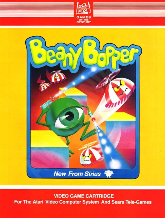 Beany Bopper Display Picture