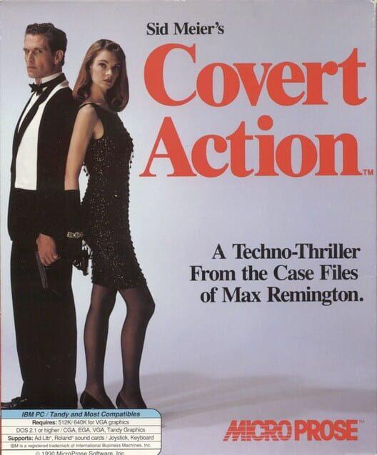 Sid Meier's Covert Action image