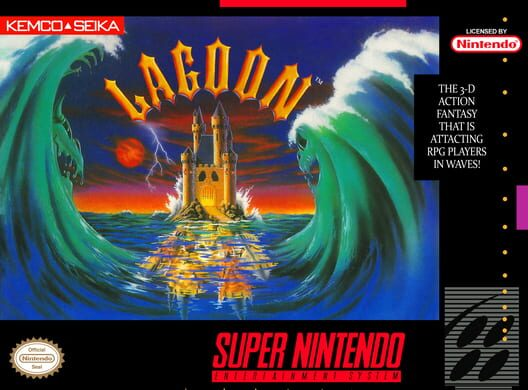 Lagoon Display Picture