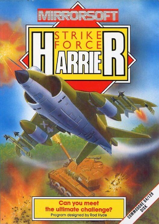 Strike Force Harrier image