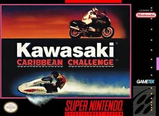 Kawasaki Caribbean Challenge Display Picture