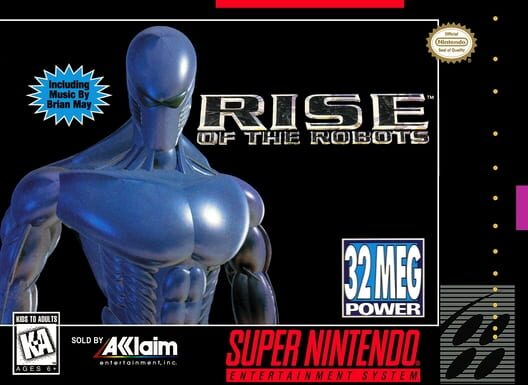Rise of the Robots Display Picture