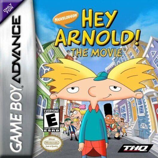 Hey Arnold! The Movie image