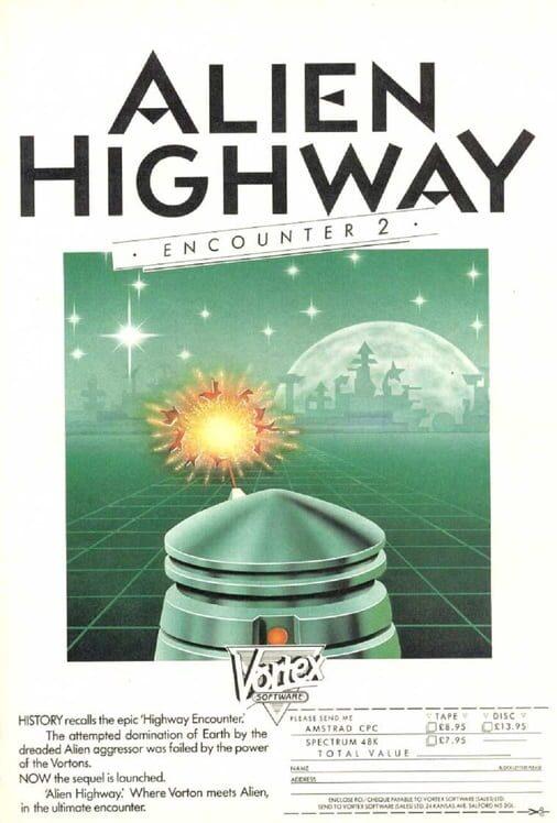 Alien Highway: Encounter 2 Display Picture