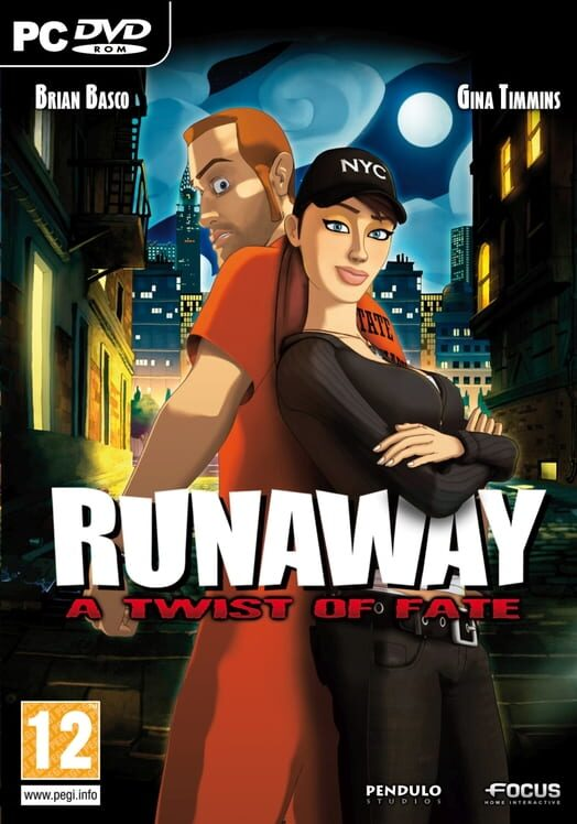 Runaway 3: A Twist of Fate Display Picture