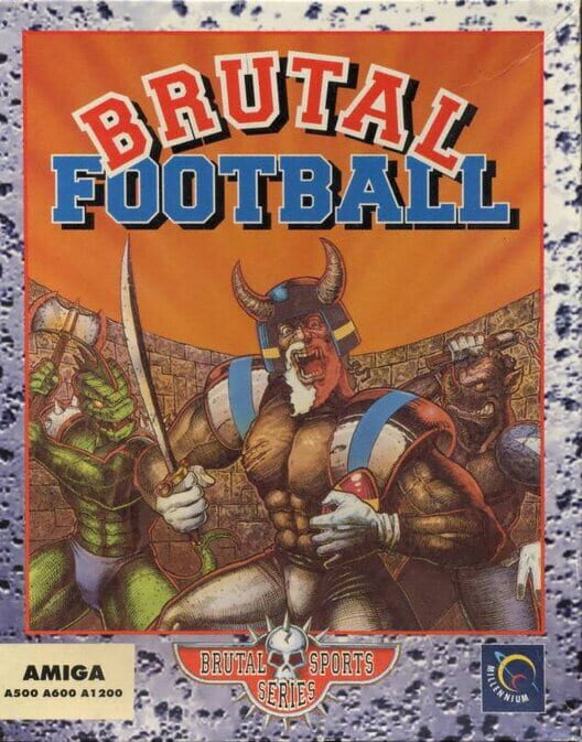 Brutal Football image