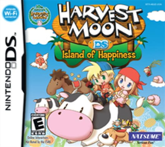 Harvest Moon DS: Island of Happiness image