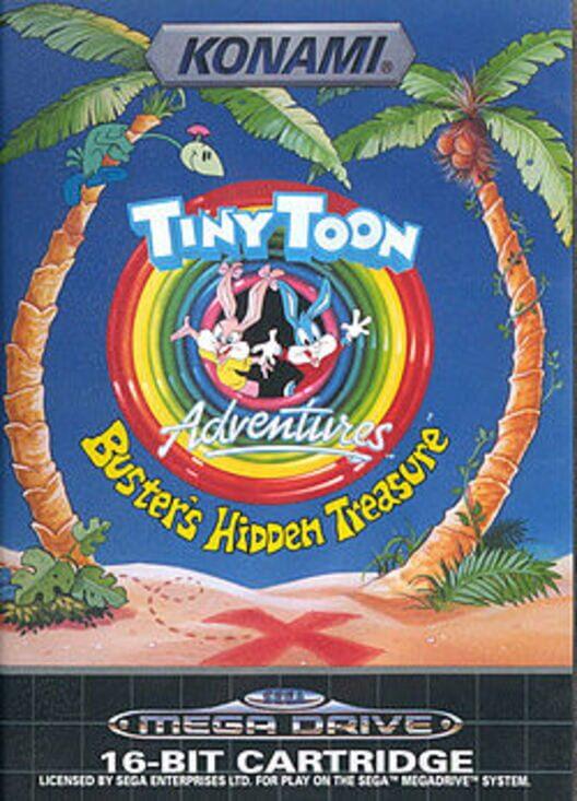 Tiny Toon Adventures: Buster's Hidden Treasure image