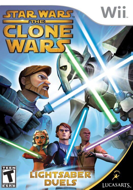 Star Wars: The Clone Wars – Lightsaber Duels image