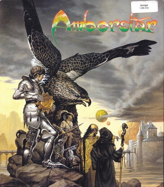 Amberstar image