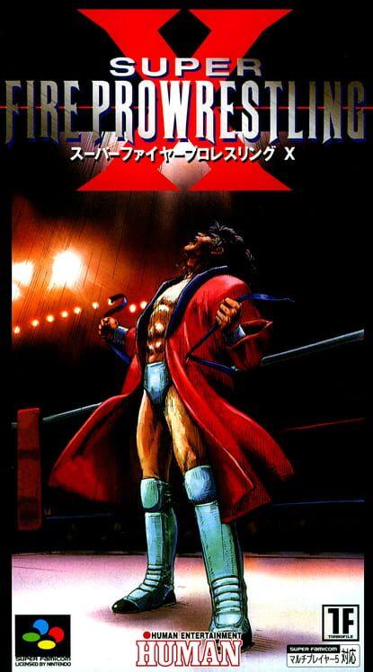 Super Fire Pro Wrestling X image