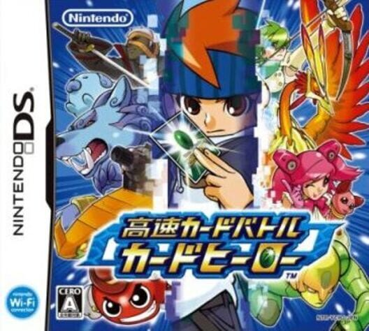Kousoku Card Battle: Card Hero Display Picture