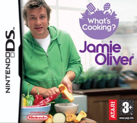 What's Cooking? Jamie Oliver Display Picture